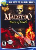 Maestro: Music of Death Windows Front Cover