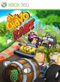 El Chavo Kart Xbox 360 Front Cover