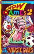Now Games 2 Commodore 64 Front Cover