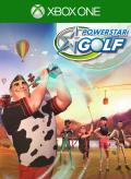 Powerstar Golf Xbox One Front Cover 1st version