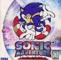 Sonic Adventure: Limited Edition Dreamcast Front Cover