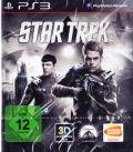 Star Trek PlayStation 3 Front Cover
