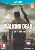 The Walking Dead: Survival Instinct Wii U Front Cover