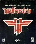 Return to Castle Wolfenstein Windows Front Cover