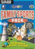 Family Sports Pack Windows Front Cover