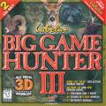 Cabela's Big Game Hunter III Windows Front Cover