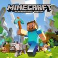 Minecraft: Xbox 360 Edition PlayStation 3 Front Cover