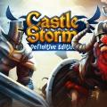 CastleStorm: Definitive Edition PlayStation 4 Front Cover
