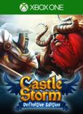 CastleStorm: Definitive Edition Xbox One Front Cover 1st version