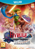 Hyrule Warriors Wii U Front Cover