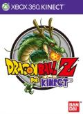 Dragon Ball Z: For Kinect Xbox 360 Front Cover