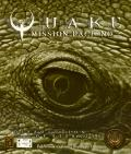 Quake Mission Pack No. 2: Dissolution of Eternity DOS Front Cover