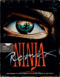 Ninja Remix Commodore 64 Front Cover