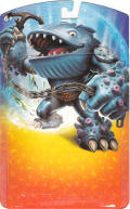 Skylanders Giants: Thumpback Nintendo 3DS Front Cover