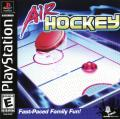 Air Hockey PlayStation Front Cover Manual - Front