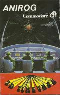 3D Time Trek Commodore 64 Front Cover
