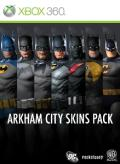Batman: Arkham City - Arkham City Skins Pack Xbox 360 Front Cover