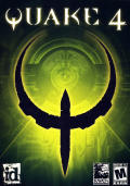 Quake 4 Macintosh Front Cover