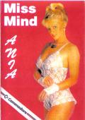 Miss Mind II: Ania Commodore 64 Front Cover