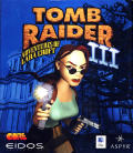 Tomb Raider III: Adventures of Lara Croft Macintosh Front Cover