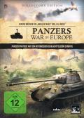 Panzers: War in Europe (Collector's Edition) Windows Front Cover