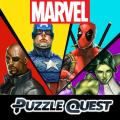 Marvel Puzzle Quest Android Front Cover