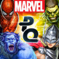 Marvel Puzzle Quest iPad Front Cover