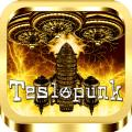 Teslapunk Android Front Cover