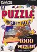 Puzzle Variety Pack Windows Front Cover