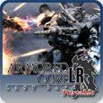 Armored Core: Last Raven PSP Front Cover