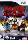 Alvin and the Chipmunks Wii Front Cover