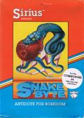 Snake Byte Commodore 64 Front Cover