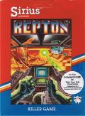Repton Commodore 64 Front Cover