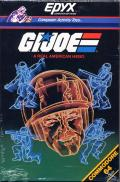 G.I. Joe: A Real American Hero Commodore 64 Front Cover