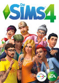 The Sims 4 Macintosh Front Cover