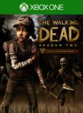 The Walking Dead: Season Two Xbox One Front Cover 1st version