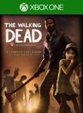 The Walking Dead: The Complete First Season Plus 400 Days Xbox One Front Cover 1st version