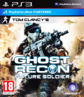 Tom Clancy's Ghost Recon: Future Soldier PlayStation 3 Front Cover
