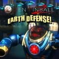 Pinball FX2: Earth Defense PlayStation 3 Front Cover
