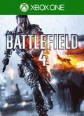 Battlefield 4 Xbox One Front Cover 1st version