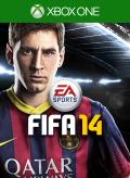 FIFA 14 Xbox One Front Cover 1st version