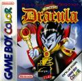 Dracula: Crazy Vampire Game Boy Color Front Cover