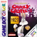 Bugs Bunny in Crazy Castle 4 Game Boy Color Front Cover