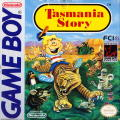 Tasmania Story Game Boy Front Cover
