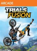 Trials Fusion Xbox 360 Front Cover