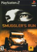 Smuggler's Run PlayStation 2 Front Cover