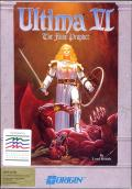Ultima VI: The False Prophet Commodore 64 Front Cover