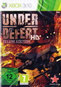 Under Defeat HD: Deluxe Edition Xbox 360 Front Cover