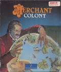 Merchant Colony Atari ST Front Cover