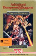 Pool of Radiance Commodore 64 Front Cover